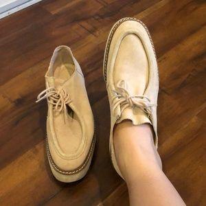 Zara platform shoes